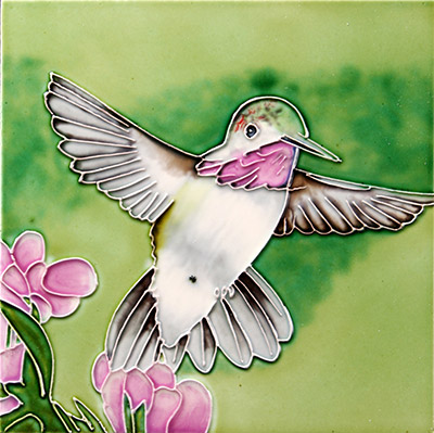 benaya art ceramics product details lavender hummingbird