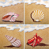 Sea Shells by the Seashore
